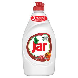 Jar Pomegranate and Red Orange Na Nádobí, Složení Pro Zářivě Čisté Nádobí 450ml