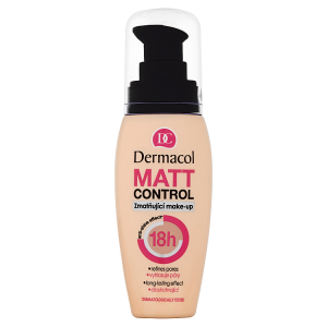 Dermacol Matt Control Zmatňující make-up 3 30ml