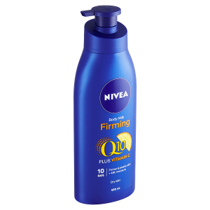 Nivea Q10 Plus Vitamin C Výživné zpevňující tělové mléko 400ml