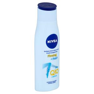 Nivea Q10 Osvěžující tělové mléko na nohy 200ml