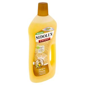 Sidolux Expert na mytí podlah plovoucích a dřevěných s arganovým olejem 750ml