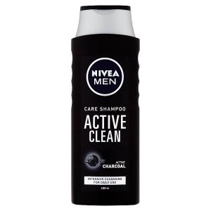 Nivea Men Active Clean Šampon pro muže 400ml