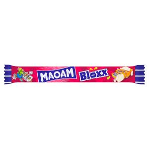 Maoam Bloxx karamely s příchutěmi ovocnými a kolovou 5 x 22g