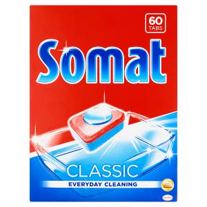 Somat Classic Tablety do myčky na nádobí 60 tablet 1050g