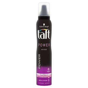 Taft Power Cashmere pěnové tužidlo Mega Strong 5 200ml