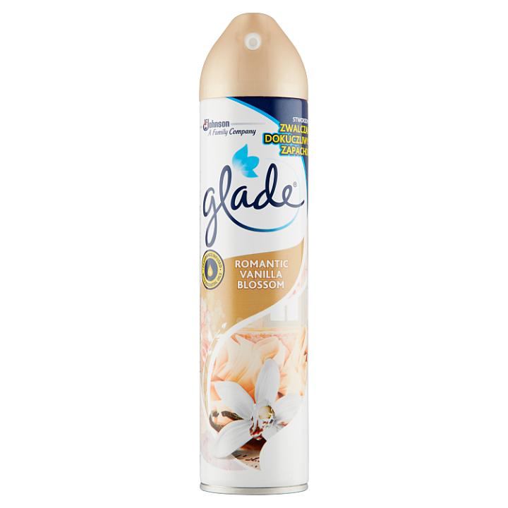 E-shop Glade Romantic Vanilla Blossom osvěžovač vzduchu 300ml