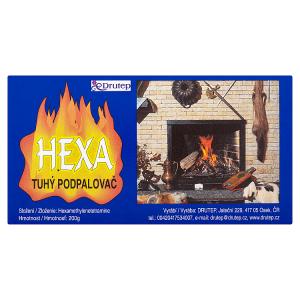 Hexa Tuhý podpalovač 200g