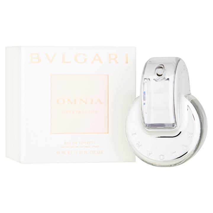 Bvlgari Omnia Crystalline Eau de Toilette 40ml