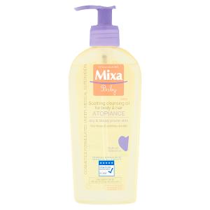 Mixa Baby Atopiance čistící a zklidňující olej 250ml