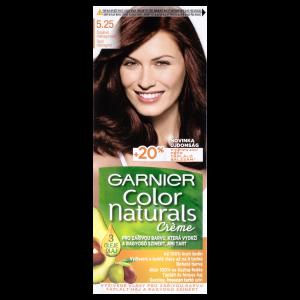 Garnier Color Naturals permanentní barva na vlasy 5.25 opálová mahagónová, 60+40+12ml
