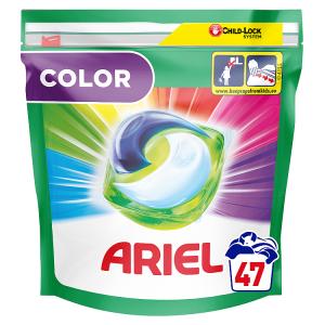Ariel Allin1 Pods Color Kapsle Na Praní 47 Praní