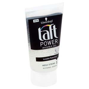 Taft gel Invisible Power Mega Strong 5 150ml