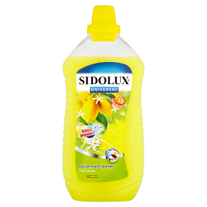 Sidolux Universal cleaner fresh lemon 1l