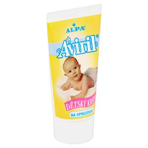 Alpa Aviril Dětský krém na opruzeniny 50ml