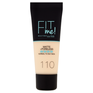 Maybelline New York Fit Me! Matte and Poreless 110 make-up 30ml