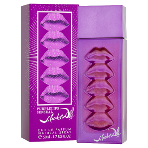 Salvador Dali Purplelips Sensual Eau de Parfum Natural Spray 50ml