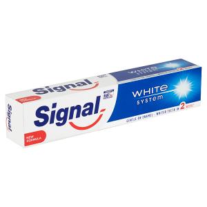 Signal White System zubní pasta 75ml