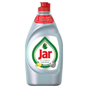 Jar Platinum Lemon&Lime Prostředek Na Nádobí S3násobným Účinkem 430ml