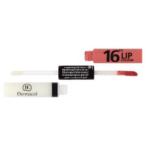 Dermacol 16H Lip Colour Dlouhotrvající barva na rty 01