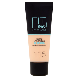 Maybelline New York Fit Me! Matte and Poreless 115 make-up 30ml