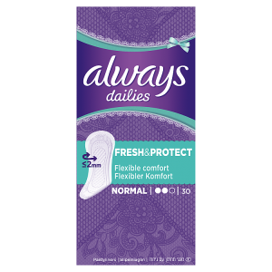 Always Fresh & Protect Normal Intimky x 30