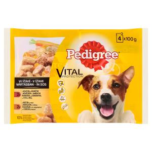 Pedigree Vital Protection 100% ve šťávě 4 x 100g