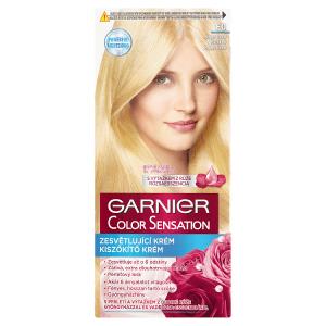 Garnier Color Sensation Zesvětlující krém super blond E0