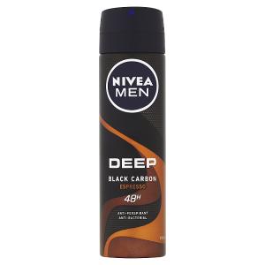 Nivea Men Deep Espresso Sprej antiperspirant 150ml