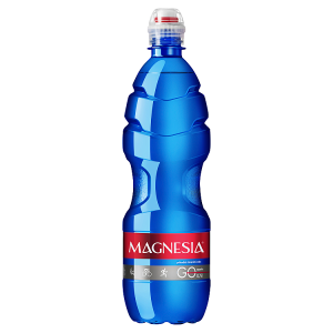 Magnesia Go přírodní minerální voda neperlivá 0,75l