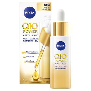 Nivea Q10 Power Výživný olej proti vráskám 30ml