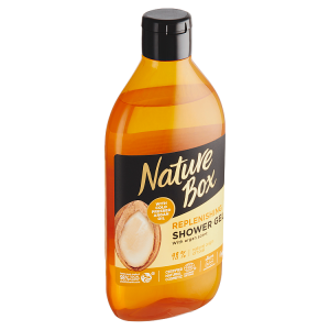 Nature Box sprchový gel Argan Oil 385ml