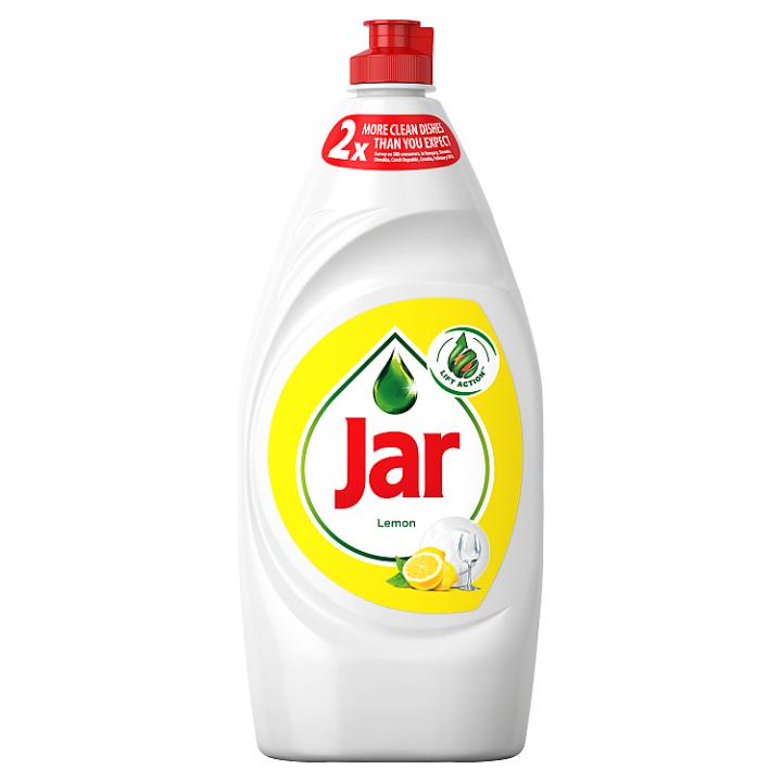 Jar Lemon Tekutý Prostředek Na Mytí Nádobí 900 ml