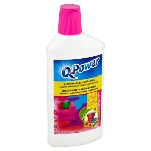 Q-Power Prostředek na ruční čištění koberců 500ml