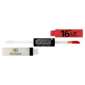 Dermacol 16H Lip Colour Dlouhotrvající barva na rty 02