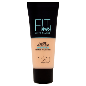Maybelline New York Fit Me! Matte and Poreless 120 make-up 30ml