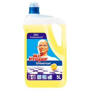 Mr Proper Professional Tekutý Čisticí Prostředek 5 l