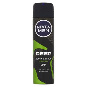 Nivea Men Deep Amazonia Sprej antiperspirant 150ml
