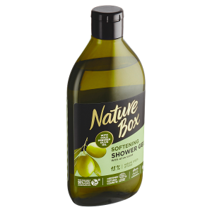 Nature Box sprchový gel Olive Oil 385ml