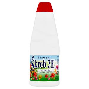 3E Přírodní tekutý škrob 500ml