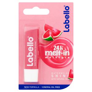 Labello Watermelon Shine Pečující balzám na rty 4,8g