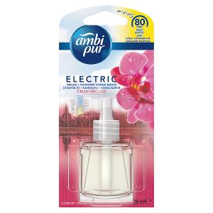 Ambi Pur Elektrický Osvěžovač Vzduchu SNáhradní Náplní Ambi Pur Thai Orchid, 20ml
