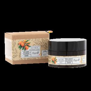 Floré Bylinný pleťový krém rakytník & arganový olej 50ml