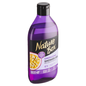 Nature Box sprchový gel Passion Fruit Oil 385ml