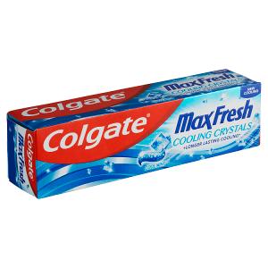 Colgate Max Fresh Cool Mint zubní pasta 75ml