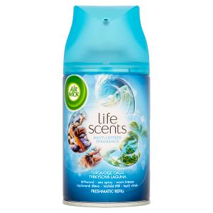 Air Wick Life Scents Náplň do osvěžovače vzduchu tyrkysová laguna 250ml