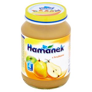 Hamánek S hruškami 190g