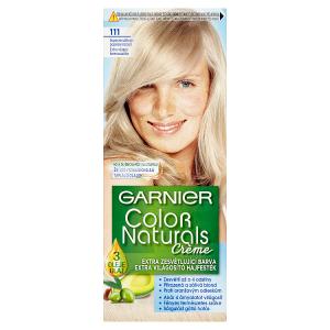 Garnier Color Naturals Crème Superzesvětlující popelavá blond 111