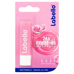 Labello Soft Rosé Pečující balzám na rty 4,8g