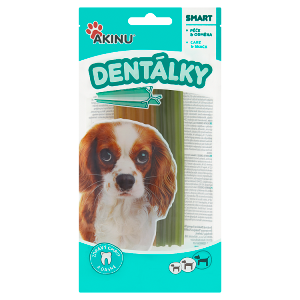 Akinu Dentálky Denta Cross S 5 ks 35g