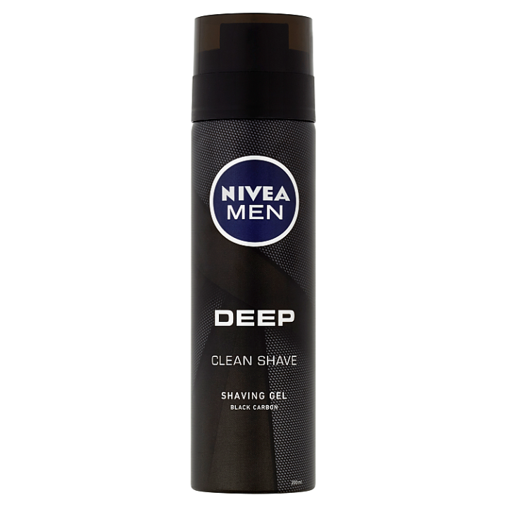 Nivea Men Deep Gel na holení 200ml